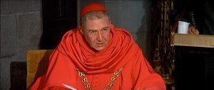 Anthony Quayle as Cardinal Wolsey