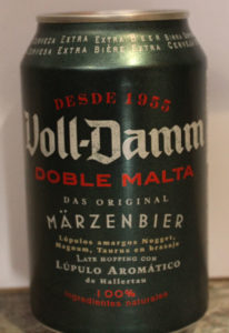 Voll Damm Doble Malta Review Fatladsays
