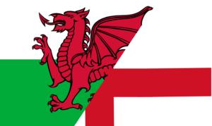 Wales versus England